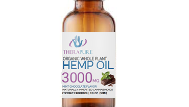 TheraPure Hemp Oil