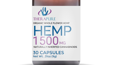 TheraPure Hemp Capsules