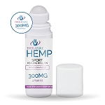 TheraPure Hemp Sport Roll-On 300mg (3 oz)