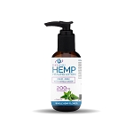 TheraPure Peppermint Hemp Healing Lotion 200mg  (4oz)