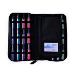 Essential Oil Presention Case, Roll-On, 24-Bottle