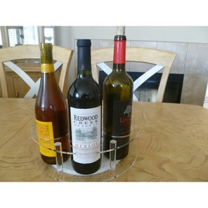Essential Wine Carousel - 4 Pack