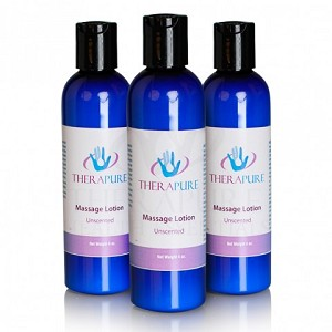 TheraPure Certified Organic Essential Massage Lotion