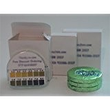 pH Test Kits 5-pack with 5 Refills